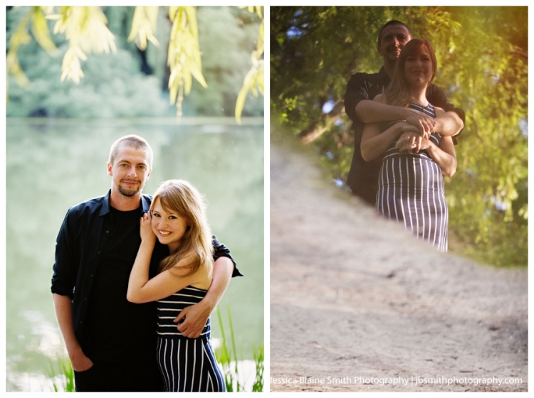 High Park Engagement Portraits | Jessica Blaine Smith